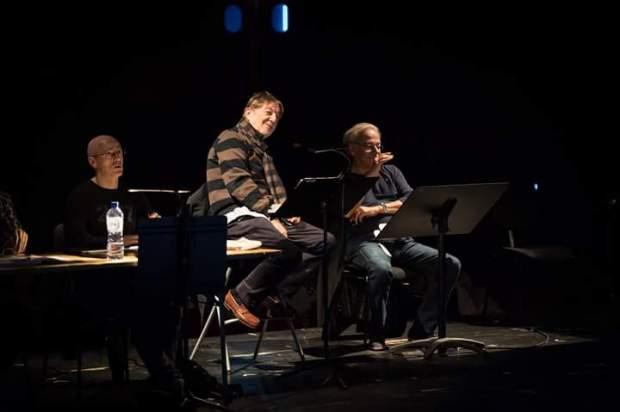 con Stefano Mazzonis di Pralafera e M° Paolo Arrivabeni